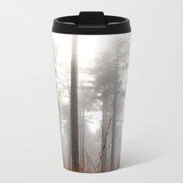 Morning mist Metal Travel Mug
