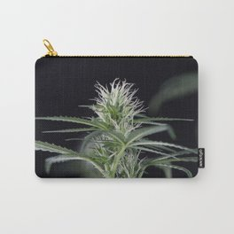 Cannabis Marijuana Flower Early Stage Carry-All Pouch