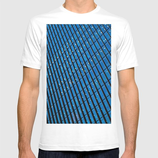 Skyscraper Abstract T-shirt
