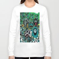 wildlife Long Sleeve T-shirts featuring WildLife by John D'Amelio