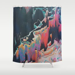 FRHRNRGĪ Shower Curtain