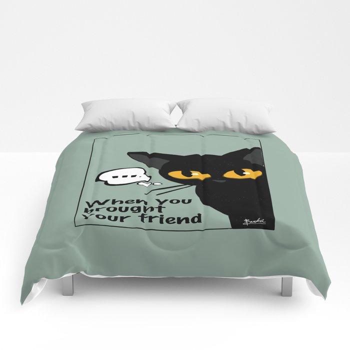 Vigilance Comforters