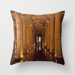 architectural Throw Pillow