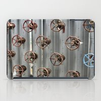 industrial iPad Cases featuring Industrial by Avigur