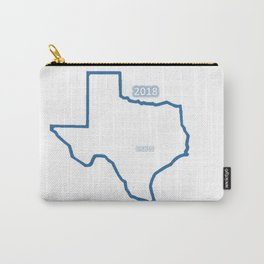 Blues SXSW Texas 2018 logo Carry-All Pouch