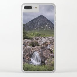 The Great Herdsman Clear iPhone Case