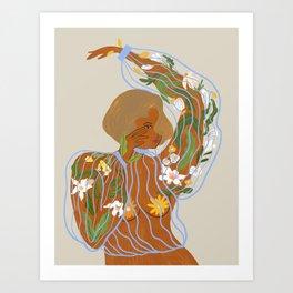 Nurture and Grow Art Print