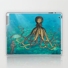 Octopus & The Diver Laptop & iPad Skin