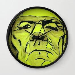 Frankenstein - Halloween special! Wall Clock