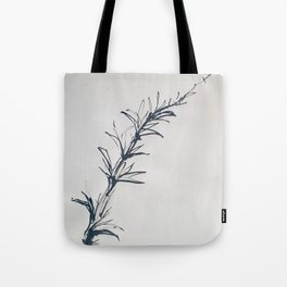 Spring herbs | Hand drawing ink-pen illustration Tote Bag