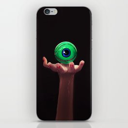 Watching you iPhone Skin