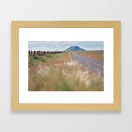 Go... Framed Art Print