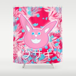 Lapin 3 Shower Curtain