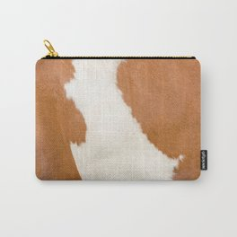 Brown Cowhide v3 Carry-All Pouch