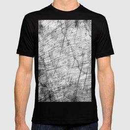 Cracks in timber Textures 3 T-shirt