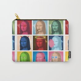 Marilyn Lisa Carry-All Pouch