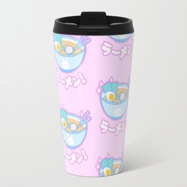 Cute Ramen Travel Mug