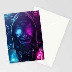 Subsiding Side Effect Stationery Cards