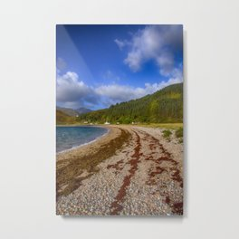 Kingairloch Loch Linnhe Metal Print