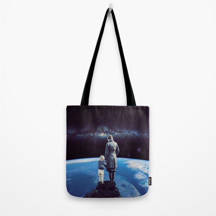 Where the moments are growing up! Tote Bag