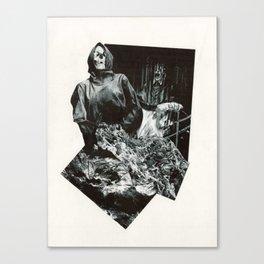 The Salt Bearer Canvas Print