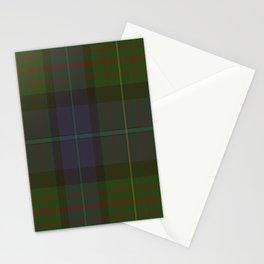 Tartan Texture (2) Stationery Cards