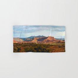 Moab Summer Evening Hand & Bath Towel