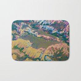 Golden Land Bath Mat