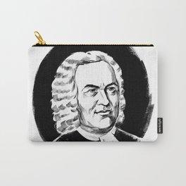 Johann Sebastian Bach Carry-All Pouch