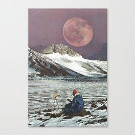Far away Canvas Print