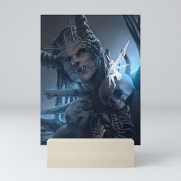 Tooth and Bone Mini Art Print