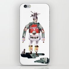 knight iPhone & iPod Skin