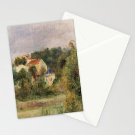 Pierre Auguste Renoir Stationery Cards