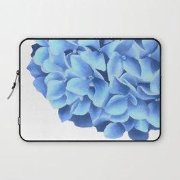 Hydrangea, Big blue flower Laptop Sleeve
