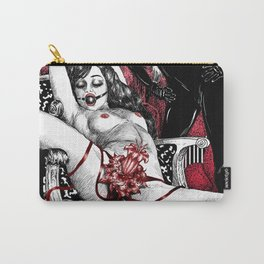 Abduction Of Melusine Carry-All Pouch