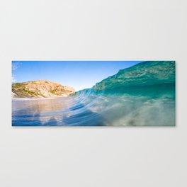 Mini clarity Canvas Print