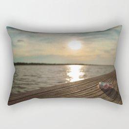 Just Have A Little Faith Rectangular Pillow