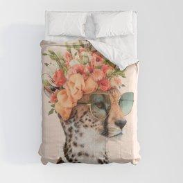ROYAL CHEETAH Comforters