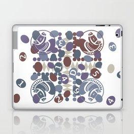 Ludo game Laptop & iPad Skin