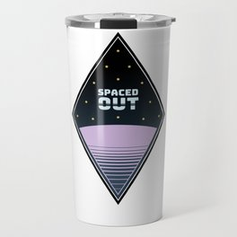 Spaced Out (color) Travel Mug