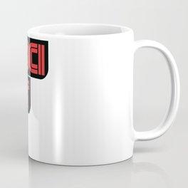 F SOCIETY - Mr.Robot Coffee Mug