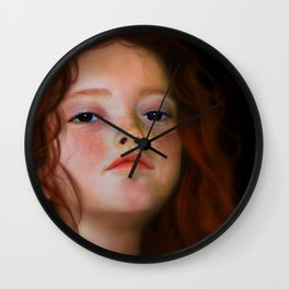 Amost frustrated Wall Clock