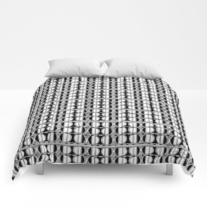 Dot Exposure Comforters