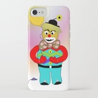 clown iPhone & iPod Cases featuring Clown by LoRo  Art & Pictures