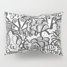 Life Aquatic Pillow Sham