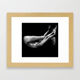 Drag on Framed Art Print