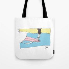 Wheres my head? Tote Bag