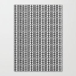 Dot Exposure Canvas Print