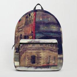 Southwark Scene - London England Backpack