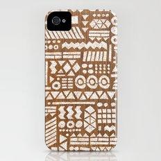 Northwoods Pattern. iPhone (4, 4s) Slim Case